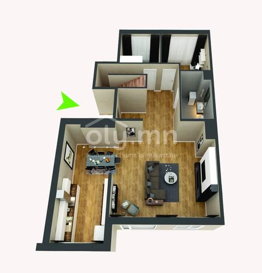 ID 276, Khoroo 4 байршилд for rent зарын residential Apartment төсөл 1