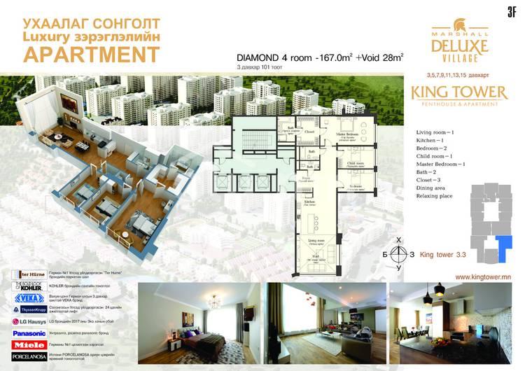 ID 138, Khoroo 11 байршилд for sale зарын residential Apartment төсөл 1