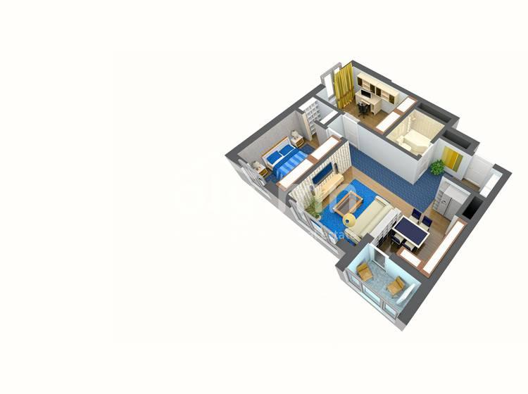 ID 117, Khoroo 15 байршилд for sale зарын residential Apartment төсөл 1