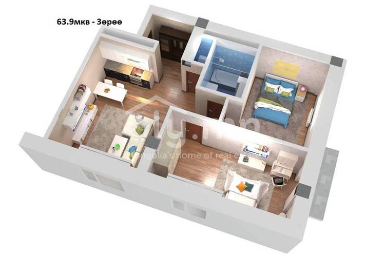 residential Apartment for sale зар #: 215 1