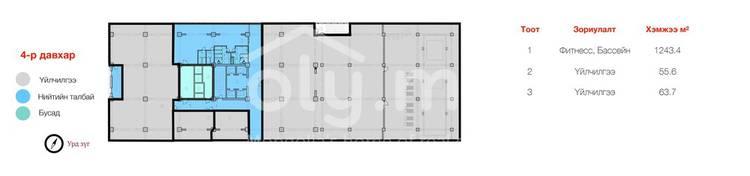 ID 193, Khoroo 15 байршилд for sale зарын residential Apartment төсөл 1