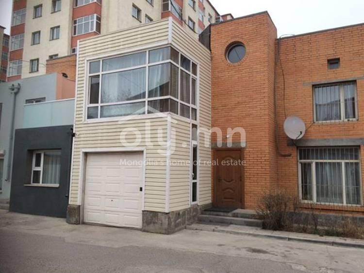 ID 393, Khoroo 11 байршилд for sale зарын residential House төсөл 1