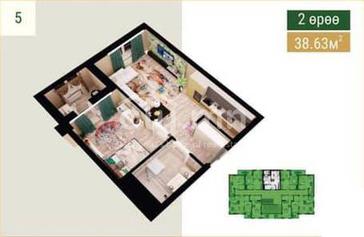 residential Apartment for sale зар #: 434 1
