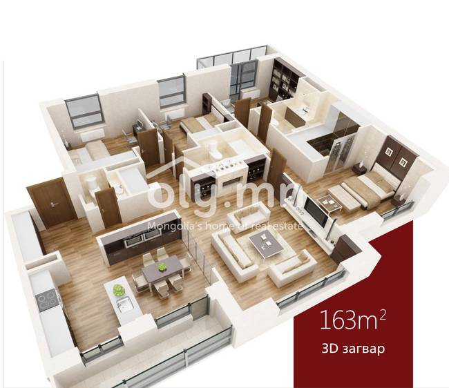 residential Apartment for sale зар #: 360 1