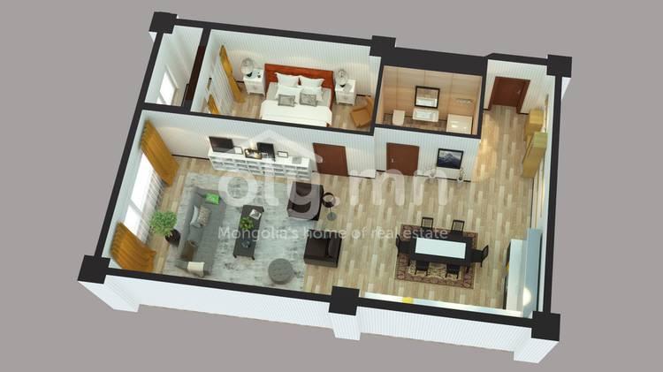 ID 423, Khoroo 26 байршилд for sale зарын residential Apartment төсөл 1