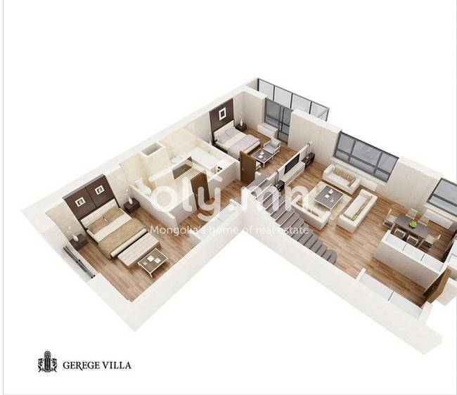 ID 362, Khoroo 11 байршилд for sale зарын residential Apartment төсөл 1