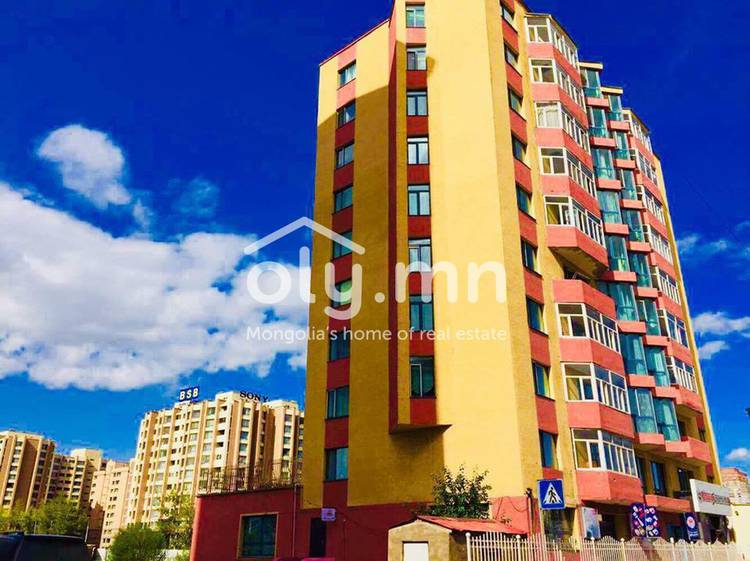 ID 1070, Khoroo 15 байршилд for rent зарын residential Apartment төсөл 1