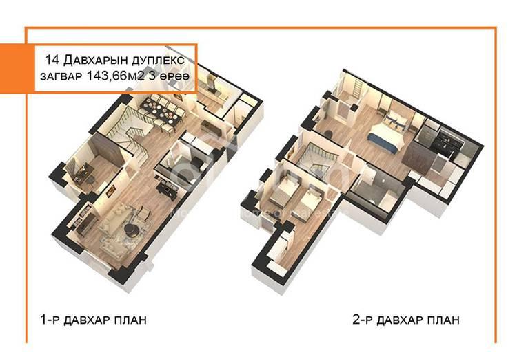 ID 787, Khoroo 14 байршилд for sale зарын residential Apartment төсөл 1