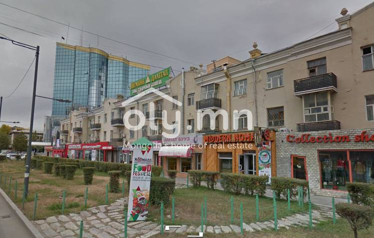ID 833, Khoroo 3 байршилд for rent зарын residential Apartment төсөл 1