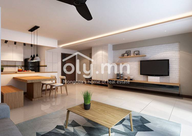 ID 869, Khoroo 15 байршилд for sale зарын residential Apartment төсөл 1