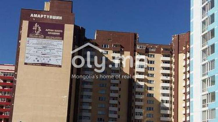 ID 1087, Khoroo 13 байршилд for rent зарын residential Apartment төсөл 1