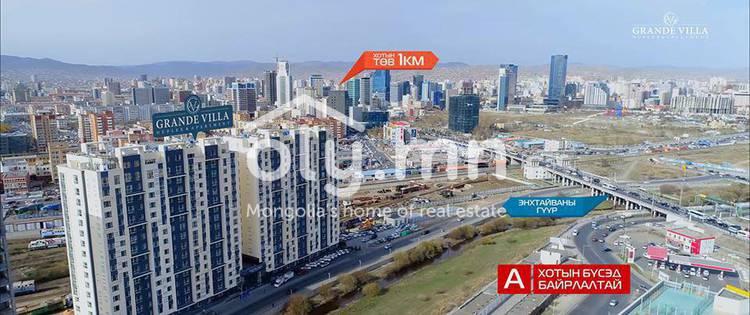 ID 1117, Khan Uul байршилд for rent зарын residential Apartment төсөл 1