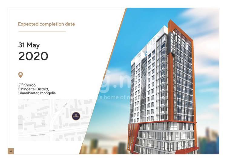 ID 1316, Khoroo 2 байршилд for sale зарын Avenue Residence төсөл 1