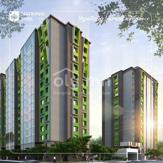 ID 1322, Khoroo 26 байршилд for sale зарын Нэйшнл Парк Таун төсөл 1