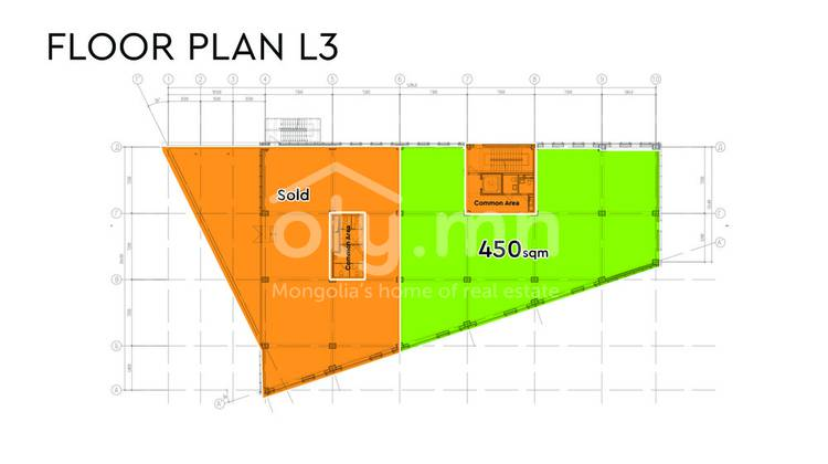 ID 1273, Khoroo 4 байршилд for sale зарын residential Offices төсөл 1