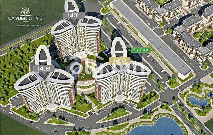 ID 2043, Khan Uul байршилд for sale зарын residential Apartment төсөл 1