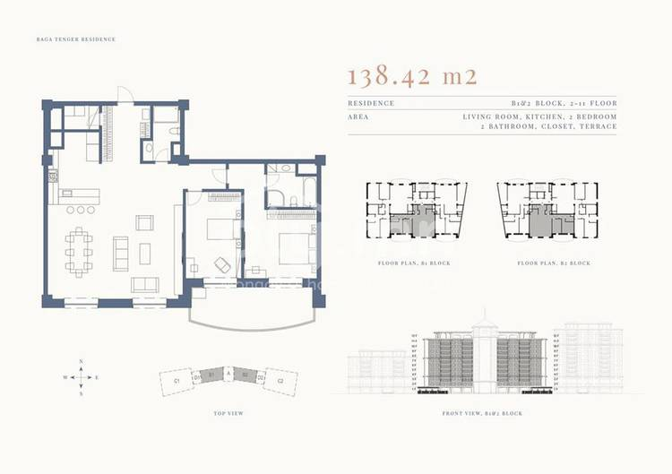 ID 1338, Khoroo 11 байршилд for rent зарын residential Apartment төсөл 1