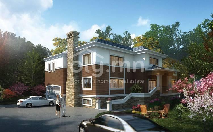 ID 1856, Khoroo 11 байршилд for rent зарын residential House төсөл 1