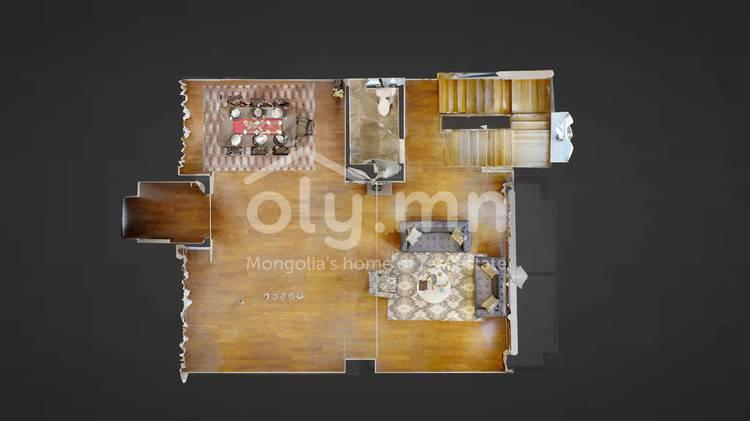 ID 1677, Khoroo 11 байршилд for rent зарын residential House төсөл 1