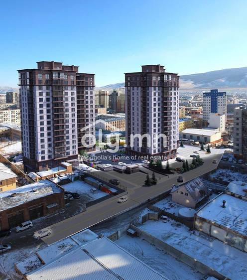 ID 2137, Bayanzurkh байршилд for sale зарын residential Apartment төсөл 1