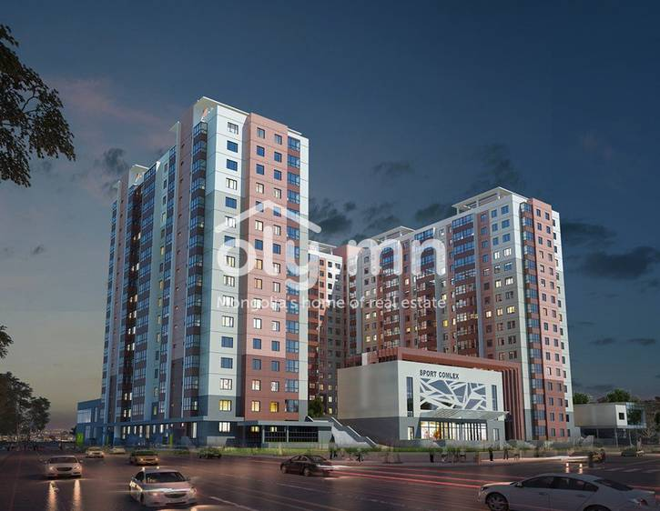 ID 2147, Bayangol байршилд for sale зарын residential Apartment төсөл 1