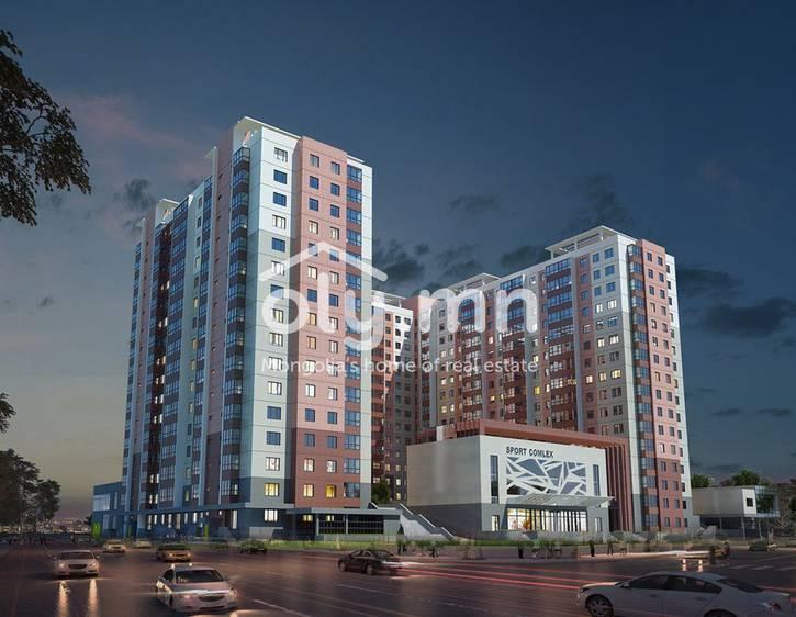 ID 2148, Bayangol байршилд for sale зарын residential Apartment төсөл 1