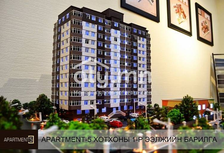 ID 2260, Bayanzurkh байршилд for sale зарын residential Apartment төсөл 1