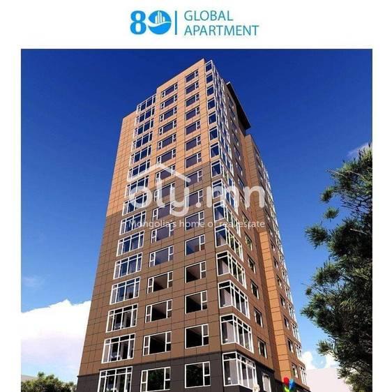ID 2306, Bayangol байршилд for sale зарын residential Apartment төсөл 1
