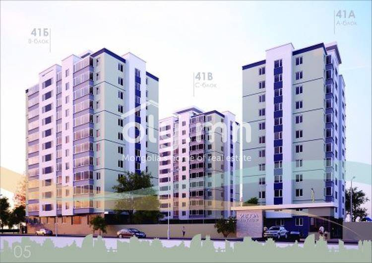 ID 2433, Khan Uul байршилд for sale зарын residential Apartment төсөл 1
